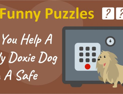 Funny Dog Puzzles